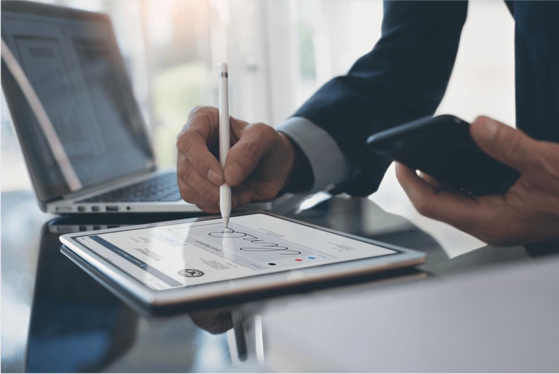 【PDFファイルに電子サインの方法】PDF活用と電子サインのメリット